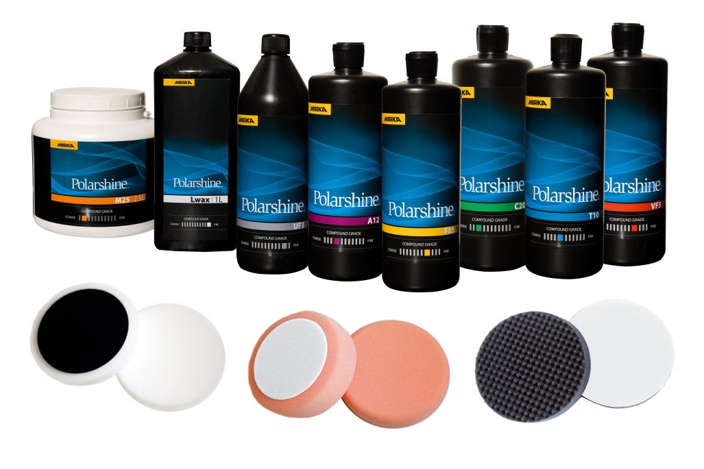 The Polarshine range